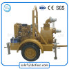 Mobile Self Priming Diesel Engine Dewatering Water Pump