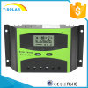 40A 12V/24V Solar Charge Controller LCD Display for Solar Home System with Light Timer Control Ld-40b