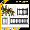 Color Customized Powder Coated Aluminum Security Fence for Decoration