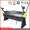 Metal Hand Folding Machine 1.5mm Aluminum Sheet Manual Bending Machinery