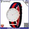 Yxl-259 Promotional Men Women Wristwatch Sport Watch Nylon Nato Strap Gold Ipg Casual Watch Relogio Masculino Clock Diamond Ladies Dress Watches