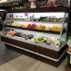Fruits Front Open Display Refrigerator Showcase