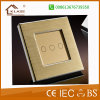 Aluminum Metal Touch Screen Wall Electric Switch