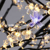 8FT LED Cherry Tree for Holiday Garden Decoration