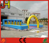 Funny Inflatable Pony Game, Inflatable Race Horse Track for Sale