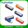 Swivel USB Flash Disk Pendrive Plastic USB Flash Drive