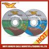 4.5′′ 115X3.0X22.2 mm T42 Abrasive Metal Cutting Discs with MPa En-12413