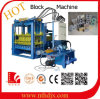 China High Quality Semi-Automatic Cocnrete Cement Brick Making Machine