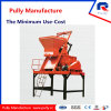 Pully Manufacture Original Schneider Electric Componet Twin-Shaft Concrete Mixer J S Series