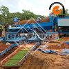 Placer Gold Trommel Washing Plant