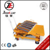 Scissor Design Hydraulic Lift Table with 360 Rotating Rollway