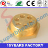 High Precision Copper Flange for Heating Element, Brass Fittings