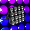 16*30W RGB 3in1 Full Color LED DOT Matrix/LED Matrix Light