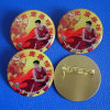 Promotion Offset Printing Lapel Pin Epoxy-Dripping Badge (GZHY-OP-006)