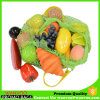 Cotton Mesh Leno Shopping Bag Handle Style for Fruit and Vegetable