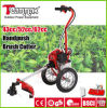 Hot Sell 2-Stroke 52cc Hand Push Lawn Mover