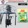 Puffed Food Packing Machine Dxdk-800 with 10 Heads Weigher