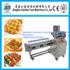 Automatic Sleeve Fish Kebab Wearing Machine