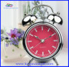 2013 Fashion Item Metal Twin Bell Travel Alarm Clock (BAC4306)