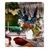 Wall Art Pain Pictures Stained Glass Mosaic Tiles Mural