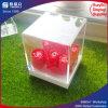 Online Shipping Acrylic Rose Storage Box