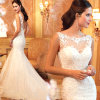 Beatu Lace Bridal Gowns Mermaid Beading Wedding Dress W13231