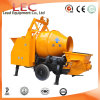 Lcmp30 Electric Mobile Concrete Mixer with Pump