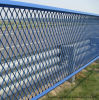 Expanded Wire Mesh, Used for Isolation Fences