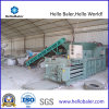 Hellobaler Hydraulic Plastic Bottle Baling Machine with High Pressing Force