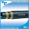 SAE 100 R2at Steel Wire Braided Rubber Hydraulic Hose