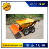 5.5 HP Gasoline Tracked Power Barrow/Self-Loading Mini Dumper
