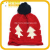 Warm Red Knitting Winter Hat (WH003SSH)