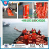 Solid Floatation PVC Boom, Rubber Oil Containment Boom