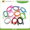 OEM Colorful Nylon Braided Wire USB2.0 Cable for Android