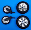 6X2 9X3 10X3 Power Wheelchair or Handicap Scooter Drive and Caster Wheel