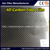 Factory Price! ! ! Black 4D Carbon Fiber Vinyl Film