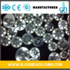Colorless Transparent Round and Smooth Glass Bead Reflective
