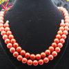 Tourmaline and Germanium Health Care Bead Necklace