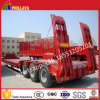 Heavy Load Cimc Brand Optional Lowbed Truck Low Bed Semi Trailer