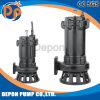 380V/400V/440V/460V Waste Water Treatment Sewage Pump