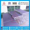 3m Height Aluminum Lighting Stage for Outdoor Events