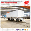 Tri-Axle Dolly Drawbar Full Trailer for (VAN)