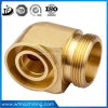 OEM Precision Metal/Brass/Alloy Machining for C3604 C1100 Material Brass Copper Bronze CNC Machining