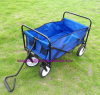 Folding Wagon with 600d Fabric and Four Wheel