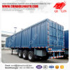 12.5 Meter 3 Axle Box Semitrailer or Van Truck Semi Trailer