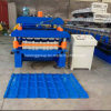 Double Layer Steel Roof and Wall Sheet Roller Machine