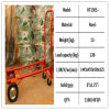 Green Paint, High Quality Hand Trolley