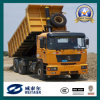 Shacman Tri Axle Dump Truck with Stronger Materials and Cheap Price (ZQFZ200070)