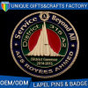 Wholesale OEM/ODM Custom Zinc Alloy Police Lapel Pin