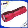 Portable Dry Battery Aluminum Flashlight